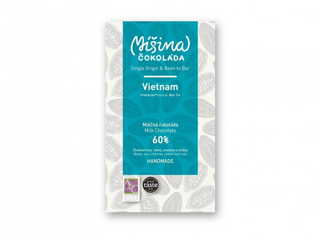 Misina cokolada vietnam60