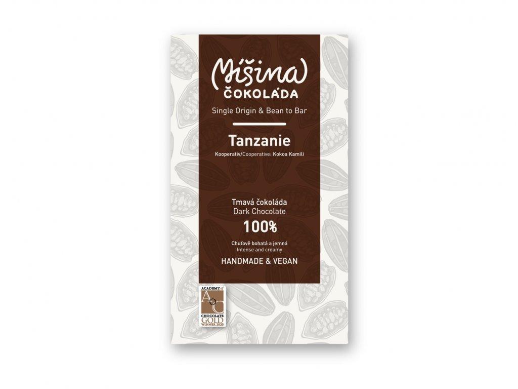 MIsina cokolada tanzanie100