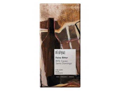Vivani tmava cokolada 85