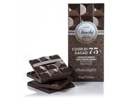 Venchi Cukr free horka cokolada