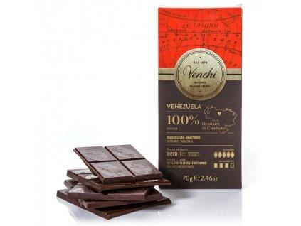 Venchi 100procent cokolada Venezuela