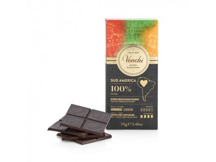 Venchi stoprocentni cokolada jizni Amerika