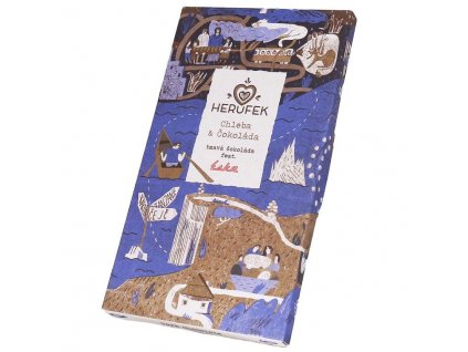 Herufek cokolada Eska chleba