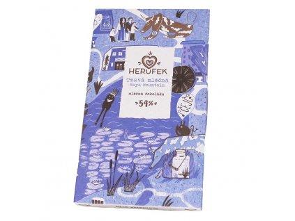 Herufek cokolada mlecna 54