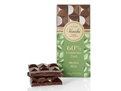 116272 Venchi tmava cokolada s matou