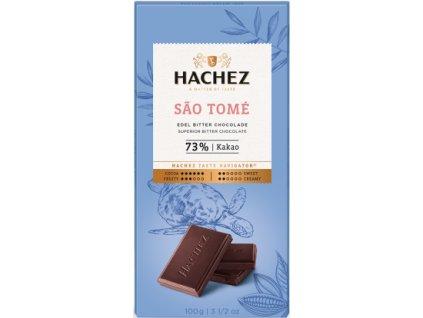 cokolada Hachez tmava 73 Sao Tome