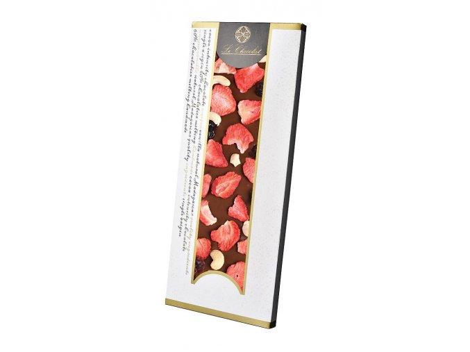 Le Chocolat ml cokolada jahody
