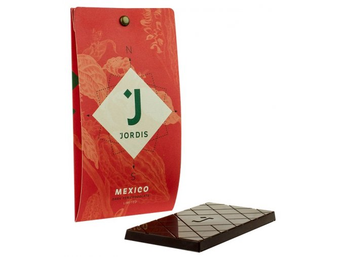 Jordi's čokoláda Spiced Chilli 63% 50g