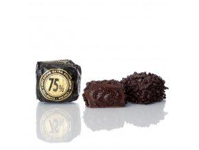 Dárkový sáček pralinek Venchi Chococaviar 70%