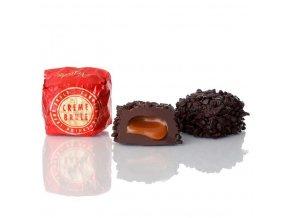 Venchi Chocaviar pralinky Creme Brulee