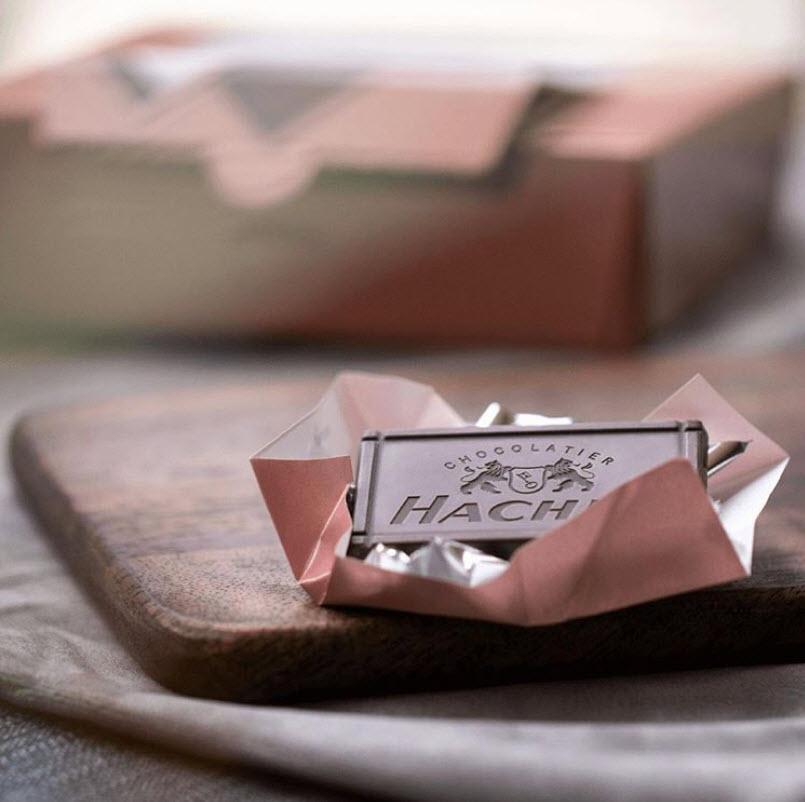 Hachez Mini čokolády Origin 75g