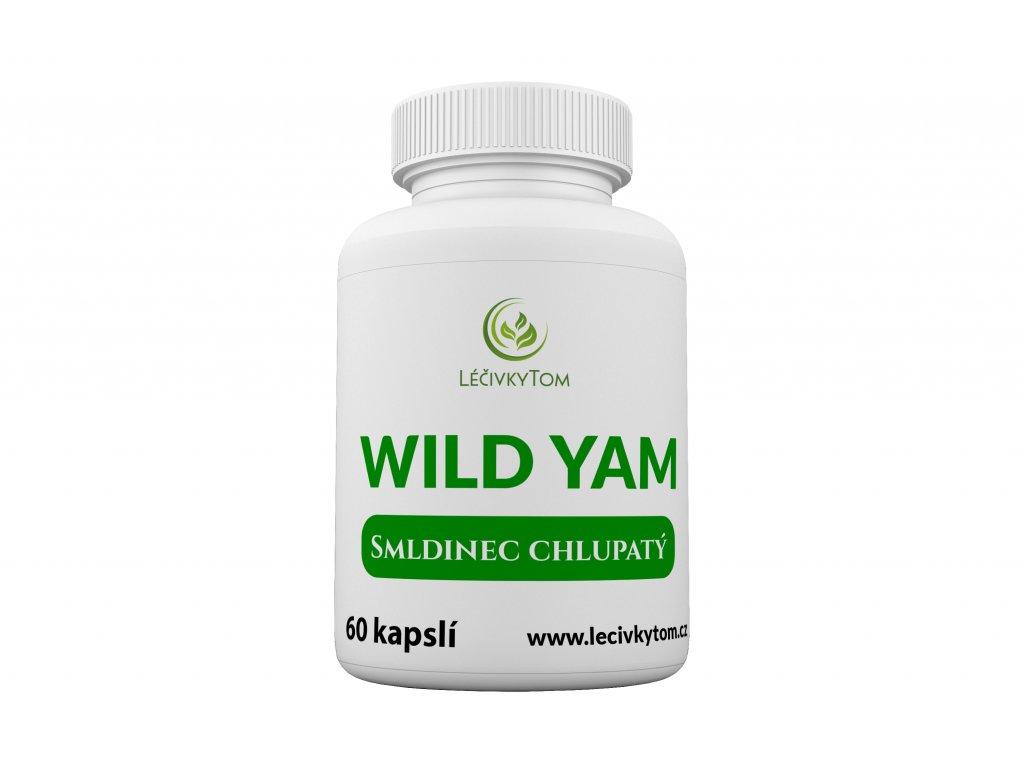 wild yam produkt