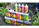 Mineral fertiliser solutions