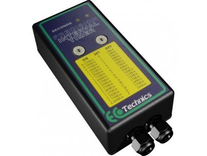 11445 ecotechnics precision interval timer seconds