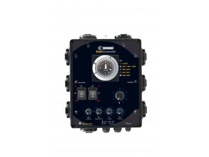 Total Controller 4 x 600W Lights 7+7A Fans (2)