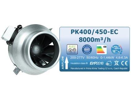 PK400 450EC