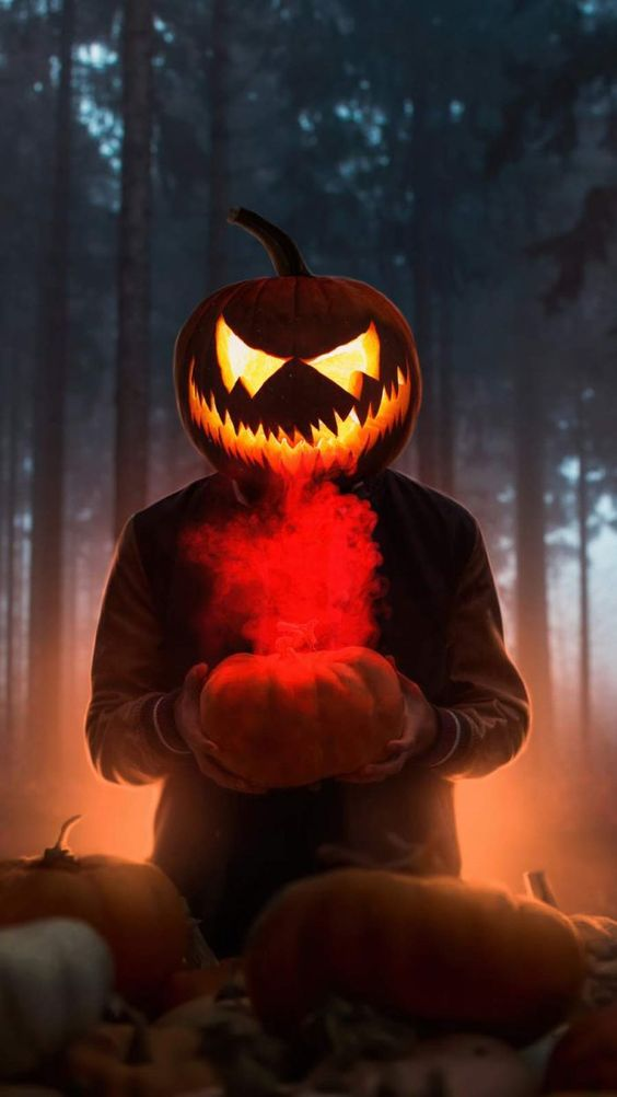Rady na Halloween