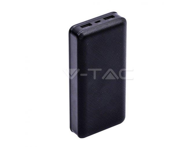 Powerbanka V-TAC VT-3502 20000mAh černá