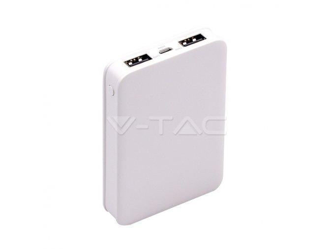 Powerbanka V-TAC VT-3503 5000mAh bílá