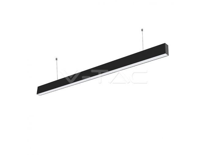 LED Linear Light SAMSUNG Chip - 40W Hanging Suspension 4000K