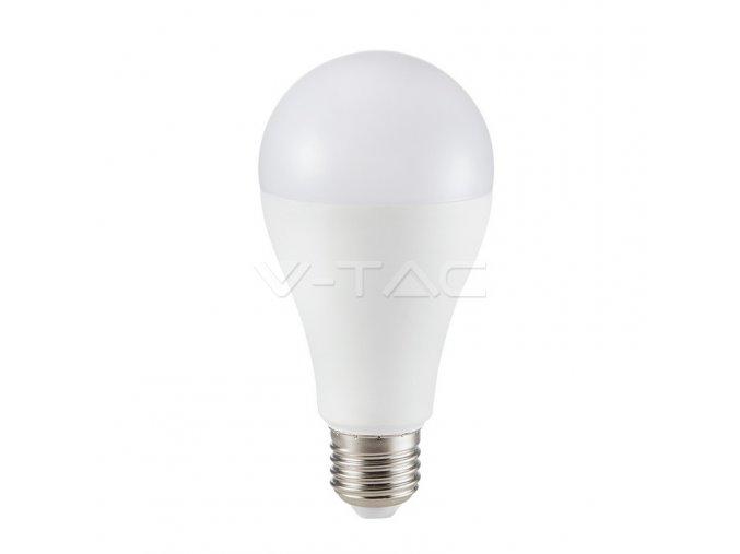 LED žárovka 17W, E27,  plast