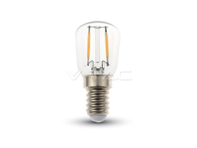 LED Bulb - 2W Filament ST26 White