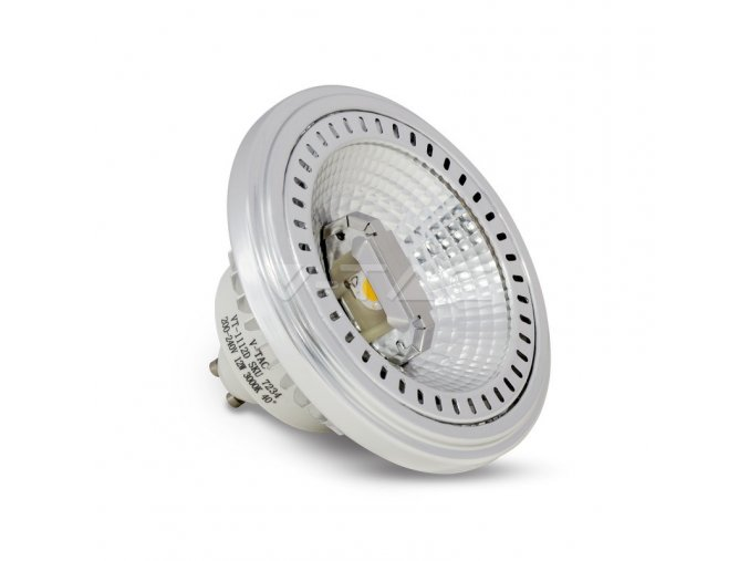 LED Spotlight - AR111 12W GU10 Beam 40 COB Chip Dimmable