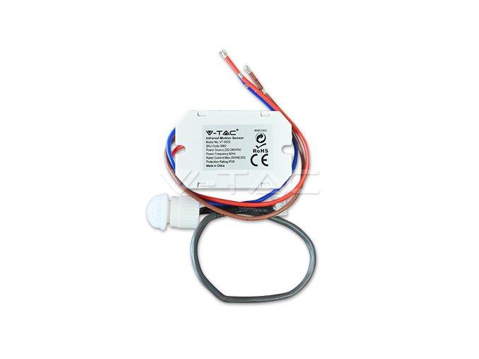 Senzor infra light plast