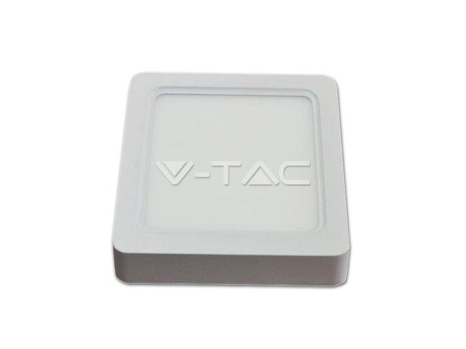 LED panel přisazený čtverec 15W NW premium