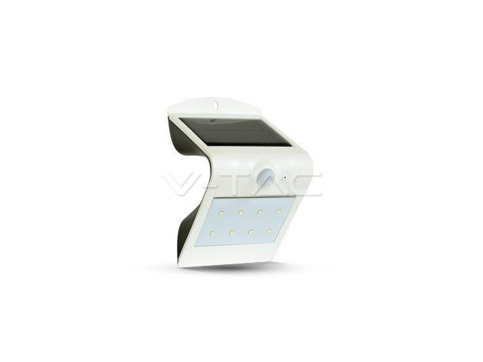 Solární LED světlo na zeď 1,5W (IP 65, senzor, 200 lm)