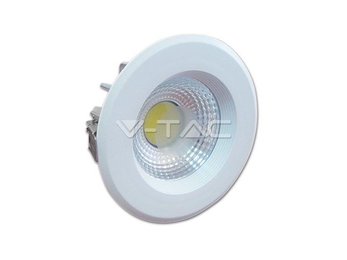 LED podhledové světlo R COB 10W CW 730lm