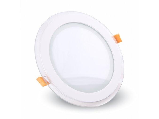 LED podhledové světlo skleněné 12W NW