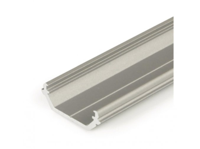 Profil WIRELI QUARTER10 BD/U6 hliník anoda 2m