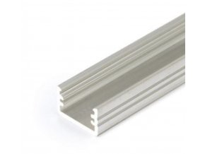 Lišta WIR25 SLIM A/Z hliník anod 2m