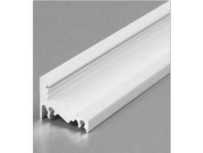 Profil WIRELI60 hliník anoda,černá, bílá