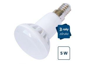 LED žárovka Geti R50, E14, 5W