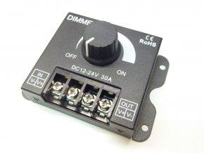 AMP7-1CH zesilovač 20A