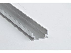 Profil HR hliník surový 19,2x8,5x2000mm