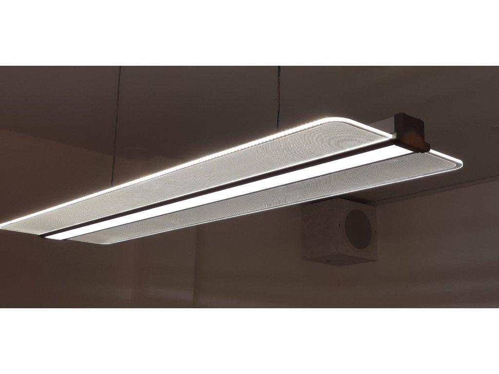 LED panel: Hvězda interiérového osvětlení