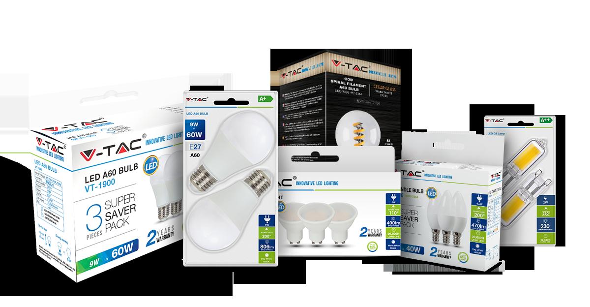 Nákupní rádce pro správný výběr vhodné LED žárovky