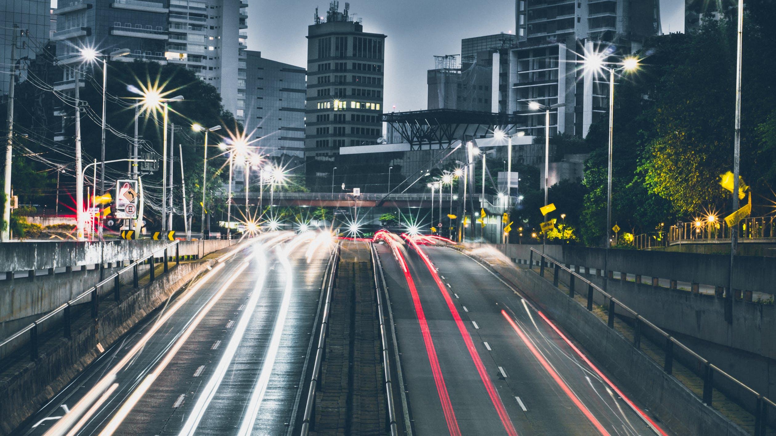 Jak LED veřejné osvětlení mění naše ulice