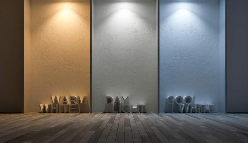 Jak zvolit vhodnou teplotu LED světel do domácnosti