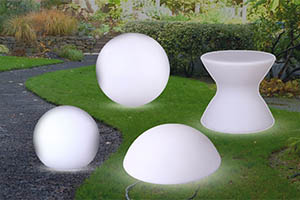 Vybíráme LED reflektor na zahradu