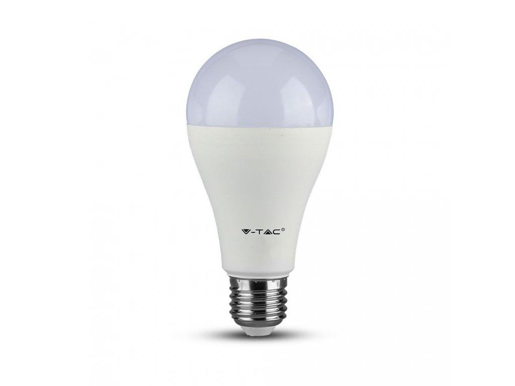 E27 Led Žárovka 17W, A65 (Barva světla Studená bílá)