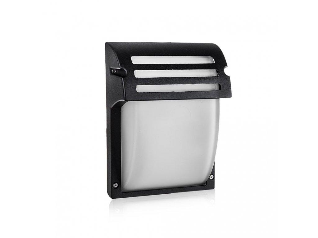 Nástěnná Lampa, E27 Patice, Černá, Ip44