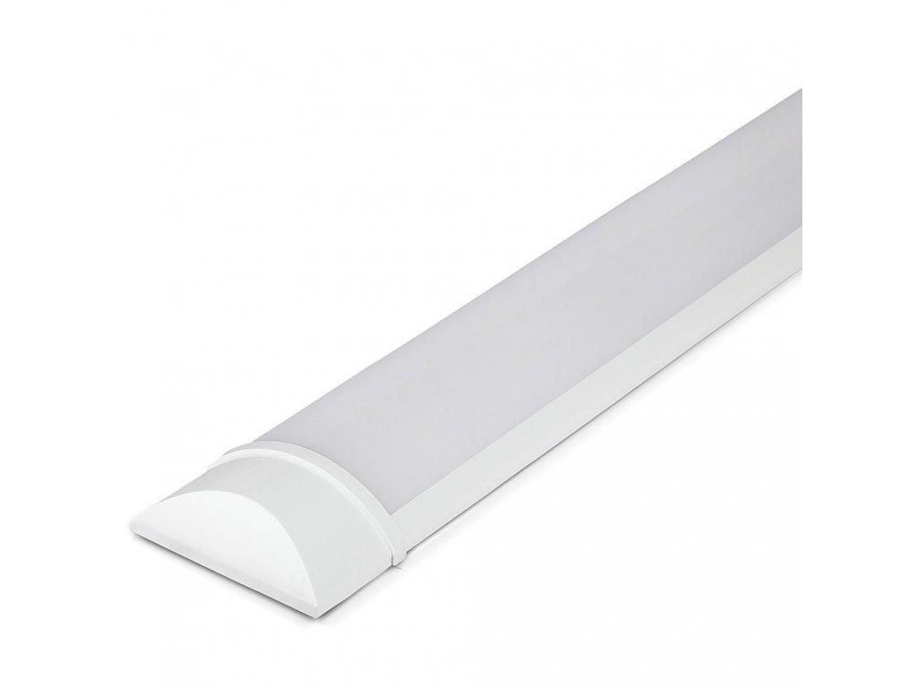 LED HRANOLOVÝ PANEL 10W, 30 CM, (1200LM), SAMSUNG CHIP - 2+1 Zdarma! (Barva světla Studená bílá)