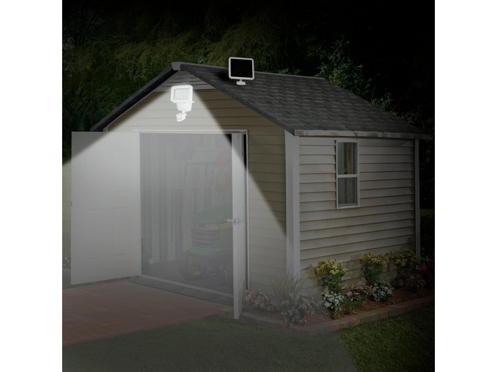 2+1 LED REFLEKTORY 10W, I-SERIES, 850LM, BÍLÉ (Barva světla Studená bílá)