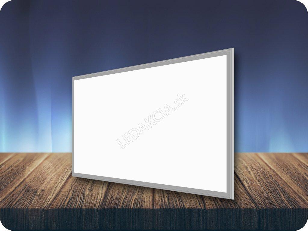 Led Panel 72W, 120X60 Cm (5700Lm) (Barva světla Studená bílá)