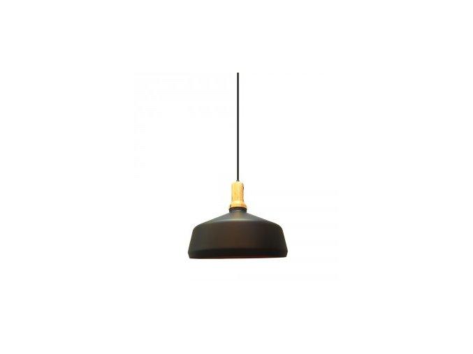 Závěsné Svítidlo, Černé, Ø350 Mm  + Zdarma záruka okamžité výměny!