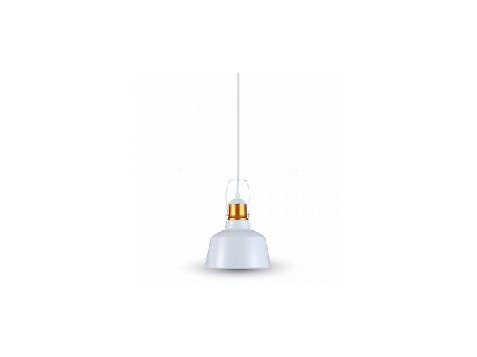 Závěsné Svítidlo, Bílé, Ø230 Mm  + Zdarma záruka okamžité výměny!